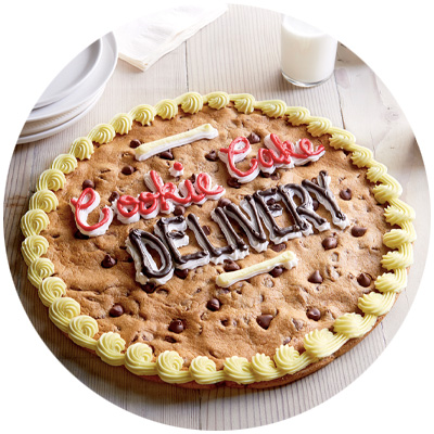 cookie cake delivery